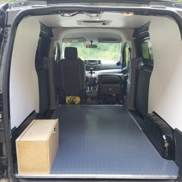 Nissan NV200 Work Van Conversion