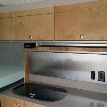 Ram ProMaster upper cabinets