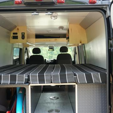Ram ProMaster SUP Conversion
