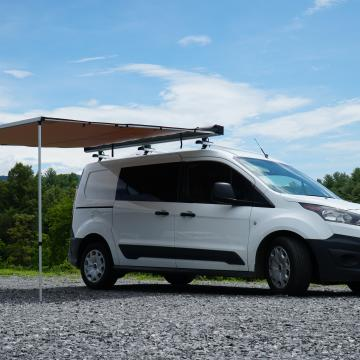 ARB awning on Ford Transit Connect