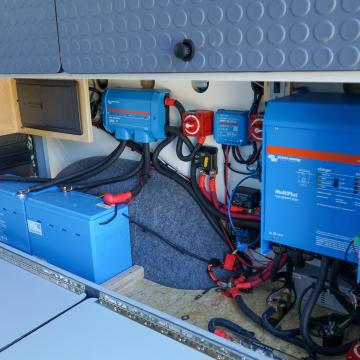 Victron Energy lithium system